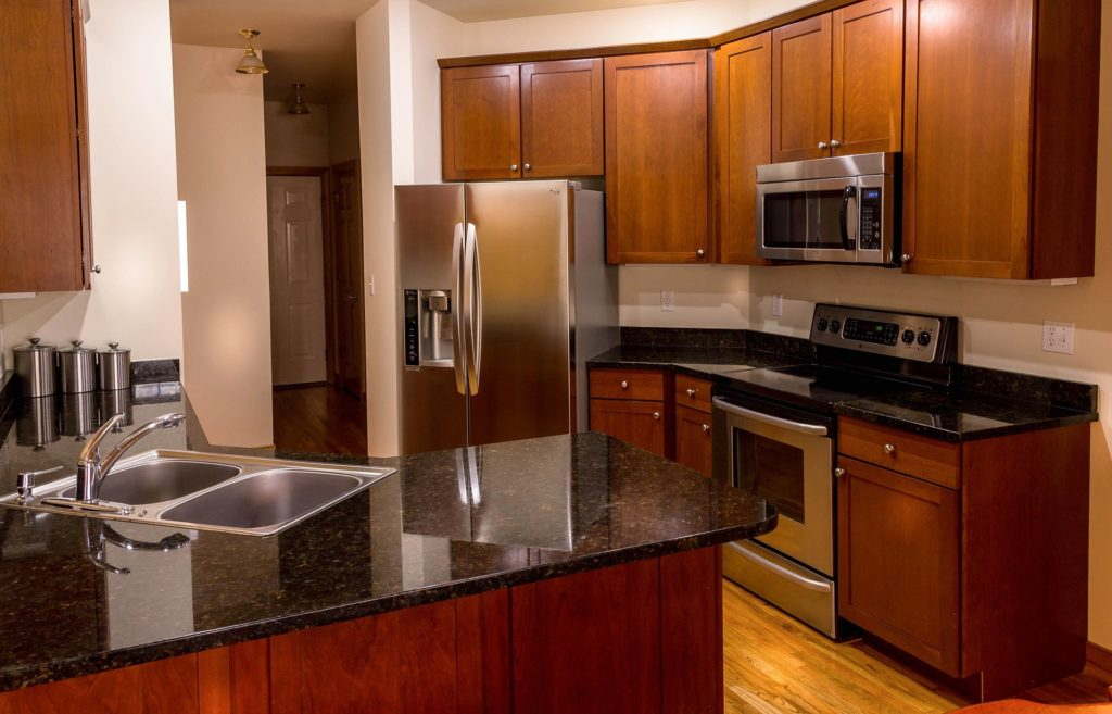 Kitchen Countertops : Details and Few Types